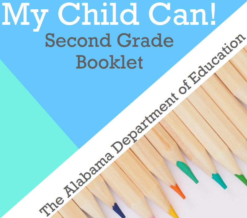 My Child Can! Second Grade Booklet